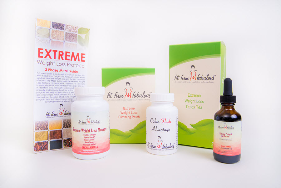 Extreme weight loss products